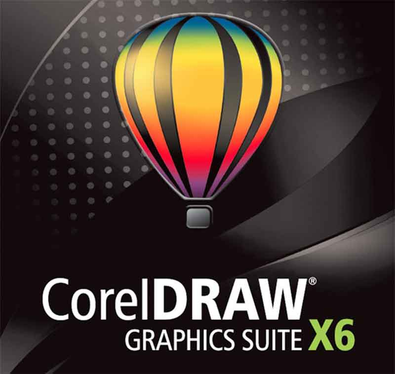 Corel Draw X6)